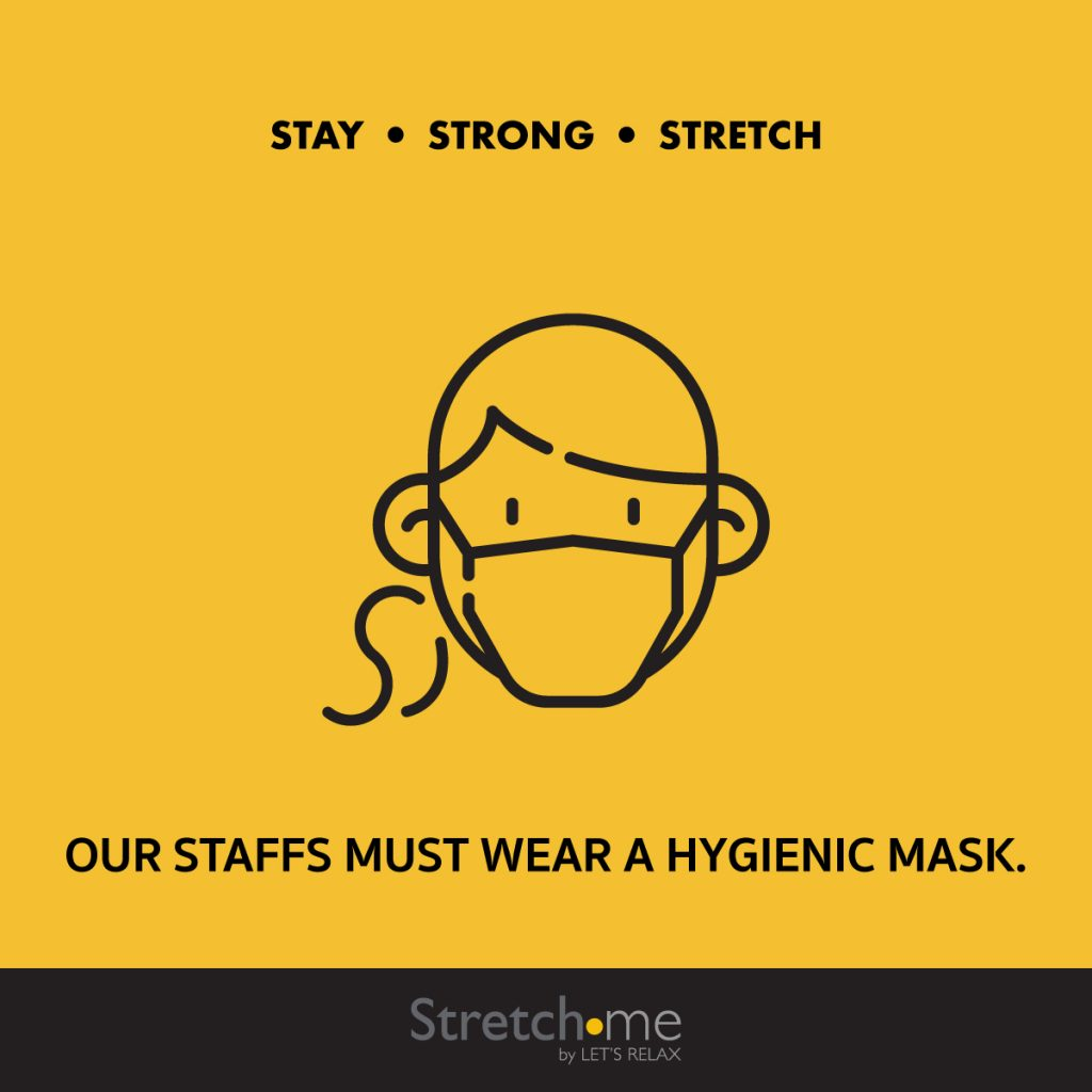 Stay Strong Stretch by Stretch me